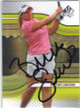 BRITTANY LINCICOME AUTOGRAPHED GOLF CARD #80514F