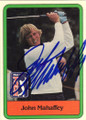 JOHN MAHAFFEY AUTOGRAPHED VINTAGE GOLF CARD #80814C