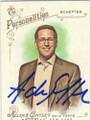 ADAM SCHEFTER AUTOGRAPHED CARD #82314D
