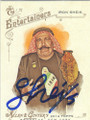 THE IRON SHEIK AUTOGRAPHED WRESTLING CARD #82314E