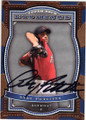 ANDY PETTITTE HOUSTON ASTROS AUTOGRAPHED BASEBALL CARD #82914D