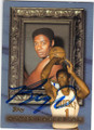 OSCAR ROBERTSON MILWAUKEE BUCKS AUTOGRAPHED BASKETBALL CARD #83014G