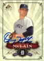 DENNY McCLAIN DETROIT TIGERS AUTOGRAPHED BASEBALL CARD #90514E