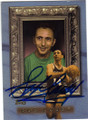 BOB COUSY BOSTON CELTICS AUTOGRAPHED BASKETBALL CARD #90514G