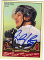 SIDNEY CROSBY AUTOGRAPHED HOCKEY CARD #91214C