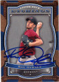 ROY OSWALT HOUSTON ASTROS AUTOGRAPHED BASEBALL CARD #91214F