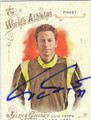 TANNER FOUST RACECAR DRIVER AUTOGRAPHED CARD #92714C