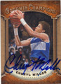 CHERYL MILLER UNIVERSITY OF SOUTHERN CALIFORNIA AUTOGRAPHED BASKETBALL CARD #100614A