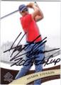 HENRIK STENSON AUTOGRAPHED GOLF CARD #101214F