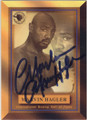 MARVIN HAGLER AUTOGRAPHED BOXING CARD #101514E