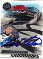 MARK MARTIN AUTOGRAPHED PIECE OF THE GAME NASCAR CARD #101514M