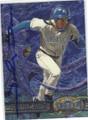 JOHNNY DAMON KANSAS CITY ROYALS AUTOGRAPHED BASEBALL CARD #102414O