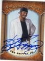 KEN GRIFFEY JR AUTOGRAPHED BASEBALL CARD #111114D