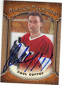 PAUL COFFEY AUTOGRAPHED HOCKEY CARD #111514G