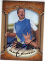 GRAEME McDOWELL AUTOGRAPHED GOLF CARD #111714F
