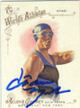 DIANA NYAD AUTOGRAPHED SWIMMING CARD #111914L