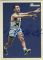 BOB COUSY BOSTON CELTICS AUTOGRAPHED BASKETBALL CARD #112414C
