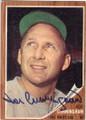 JOE CUNNINGHAM CHICAGO WHITE SOX AUTOGRAPHED VINTAGE BASEBALL CARD #112414K