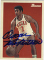OSCAR ROBERTSON MILWAUKEE BUCKS AUTOGRAPHED BASKETBALL CARD #112514A