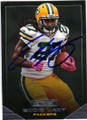 EDDIE LACY GREEN BAY PACKERS AUTOGRAPHED FOOTBALL CARD #112614D