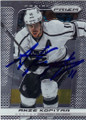 ANZE KOPITAR LOS ANGELES KINGS AUTOGRAPHED HOCKEY CARD #120314N