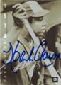 HANK AARON ATLANTA BRAVES AUTOGRAPHED BASEBALL CARD #121814D