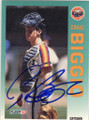 CRAIG BIGGIO HOUSTON ASTROS AUTOGRAPHED BASEBALL CARD #10815G