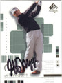 JEFF MAGGERT AUTOGRAPHED GOLF CARD #11015D