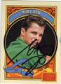 TONY DOW AUTOGRAPHED CARD #12715i