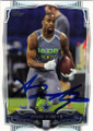 AHMAD DIXON DALLAS COWBOYS AUTOGRAPHED ROOKIE FOOTBALL CARD #20715C