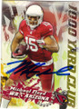 MICHAEL FLOYD ARIZONA CARDINALS AUTOGRAPHED FOOTBALL CARD #20815G