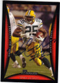 RYAN GRANT GREEN BAY PACKERS AUTOGRAPHED FOOTBALL CARD #21015L
