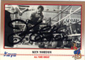 KENNORTON AUTOGRAPHED BOXING CARD #22215M