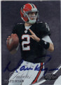 MATT RYAN ATLANTA FALCONS AUTOGRAPHED FOOTBALL CARD #22415D