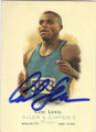 CARL LEWIS OLYMPIC TRACK & FIELD AUTOGRAPHED CARD #22515B