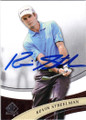 KEVIN STREELMAN AUTOGRAPHED GOLF CARD #30315D