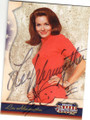 LEE MERIWETHER AUTOGRAPHED CARD #30315i