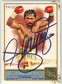 MANNY PACQUIAO AUTOGRAPHED BOXING CARD #30315O