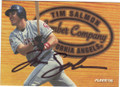 TIM SALMON CALIFORNIA ANGELS AUTOGRAPHED BASEBALL CARD #30915G