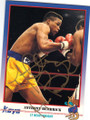 ANTHONY HEMBRICK AUTOGRAPHED BOXING CARD #31115C