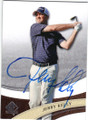 JERRY KELLY AUTOGRAPHED GOLF CARD #32115C