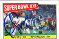 PHIL SIMMS NEW YORK GIANTS AUTOGRAPHED VINTAGE FOOTBALL CARD #32715i
