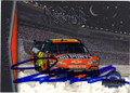 JEFF GORDON AUTOGRAPHED NASCAR CARD #40815B