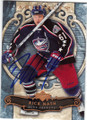 RICK NASH COLUMBUS BLUE JACKETS AUTOGRAPHED HOCKEY CARD #40815F