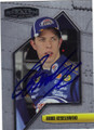 BRAD KESELOWSKI AUTOGRAPHED NASCAR CARD #41115D