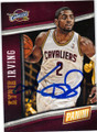 KYRIE IRVING CLEVELAND CAVALIERS AUTOGRAPHED BASKETBALL CARD #41115E