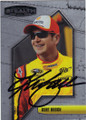 KURT BUSCH AUTOGRAPHED NASCAR CARD #41115N