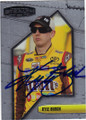 KYLE BUSCH AUTOGRAPHED NASCAR CARD #41215H