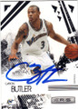 CARON BUTLER WASHINGTON WIZARDS AUTOGRAPHED BASKETBALL CARD #41315C