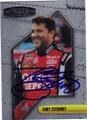 TONY STEWART AUTOGRAPHED NASCAR CARD #41315M
